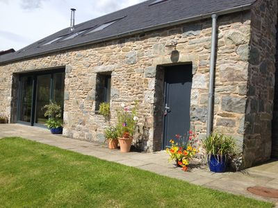 Photo for Delightful barn conversion , dogs welcome