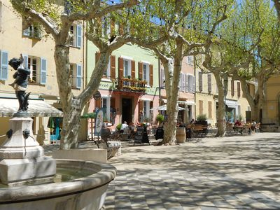 Photo for charming house in authentic provence village