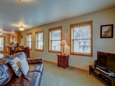Photo for Hutson's Hideaway - Steps to Downtown, Views, Adorable Apartment, Cozy & Newer