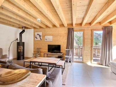 Photo for Chalet - 200 m from the slopes