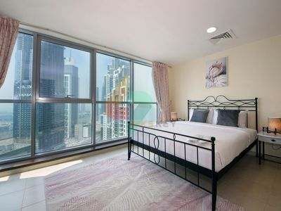 Photo for Mesmerizing 2BR Apartment in Executive Tower G, Business Bay