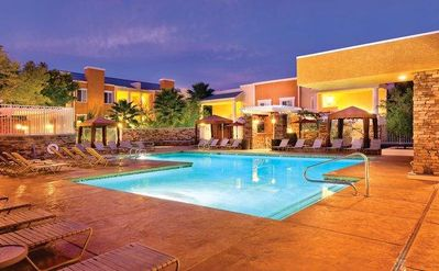 WorldMark Las Vegas-Tropicana Pool