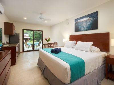 Photo for JUNIOR SUITE - POOL - WIFI - BEACH ACCESS - CONTINENTAL BREAKFAST