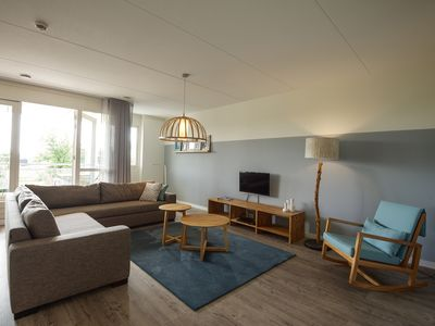 Photo for apartment in the holiday park Landal Résidence Terschelling - Indoor swimming pool