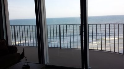 Photo for Highly Desired,  Luxury Two-Bedroom Direct Oceanfront