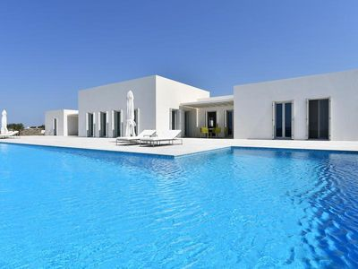 Photo for Holiday house Paros for 6 - 10 persons with 3 bedrooms - Holiday house