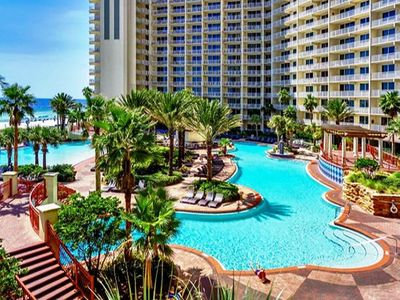 Photo for 3RD FLOOR UNIT WITH VIEWS OF THE GULF! OPEN 8/10-17! SLEEPS UP TO 7!