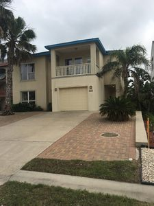 Photo for 5 bedrooms/4 baths Sleeps 16! Great Pool with new heater, 2 min to beach!