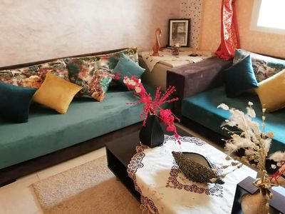 Photo for Beautiful apartment in Marrakech 4491