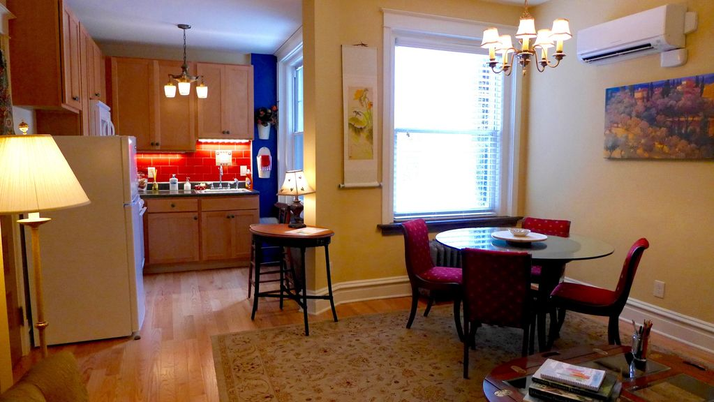 Luxurious One Bedroom Apartment In Heart Of Central West End Saint Louis Missouri