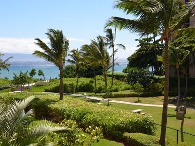 Photo for Honua Kai! Partial Ocean Views! Konea! Quiet, Luxurious, Largest 1 Bedroom suite