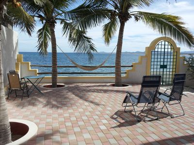 Photo for Casa del Sol: Location Location! Beachfront/Walking Distance to Everything!