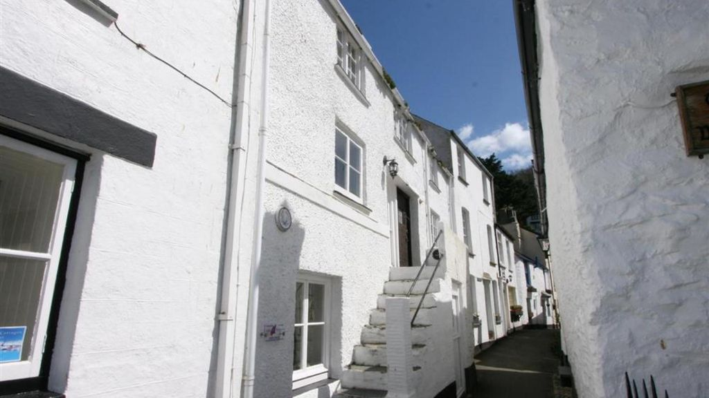 Ten Steps Two Bedroom Cottage Sleeps 3 Polperro Cornwall