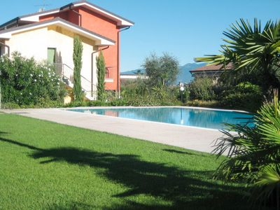 Photo for Mondragon di Sotto Apartment, Sleeps 6 with Pool, Air Con and Free WiFi