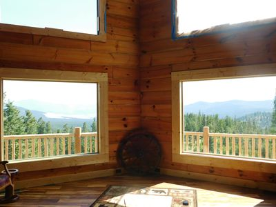 Photo for Remote Cabin  In The Cabinet Mountains On 85 Acres Next To Lolo National Forest