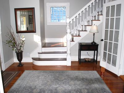 Photo for Close to airport & public transit. 10 min from Boston.  Boston's #10 property.