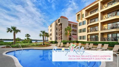 Photo for Marriott's Harbour Point 2 bedroom villa on Hilton Head Island. Reserve now!