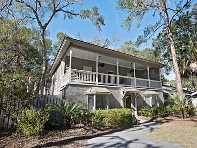 Photo for Cannon Row 2 | Sea Pines Premier 4-Bedroom Vacation Home