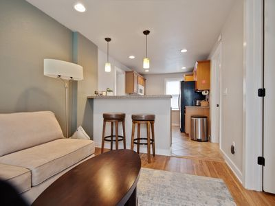 Photo for Walking distance to downtown Curtis Park/RiNo Streets