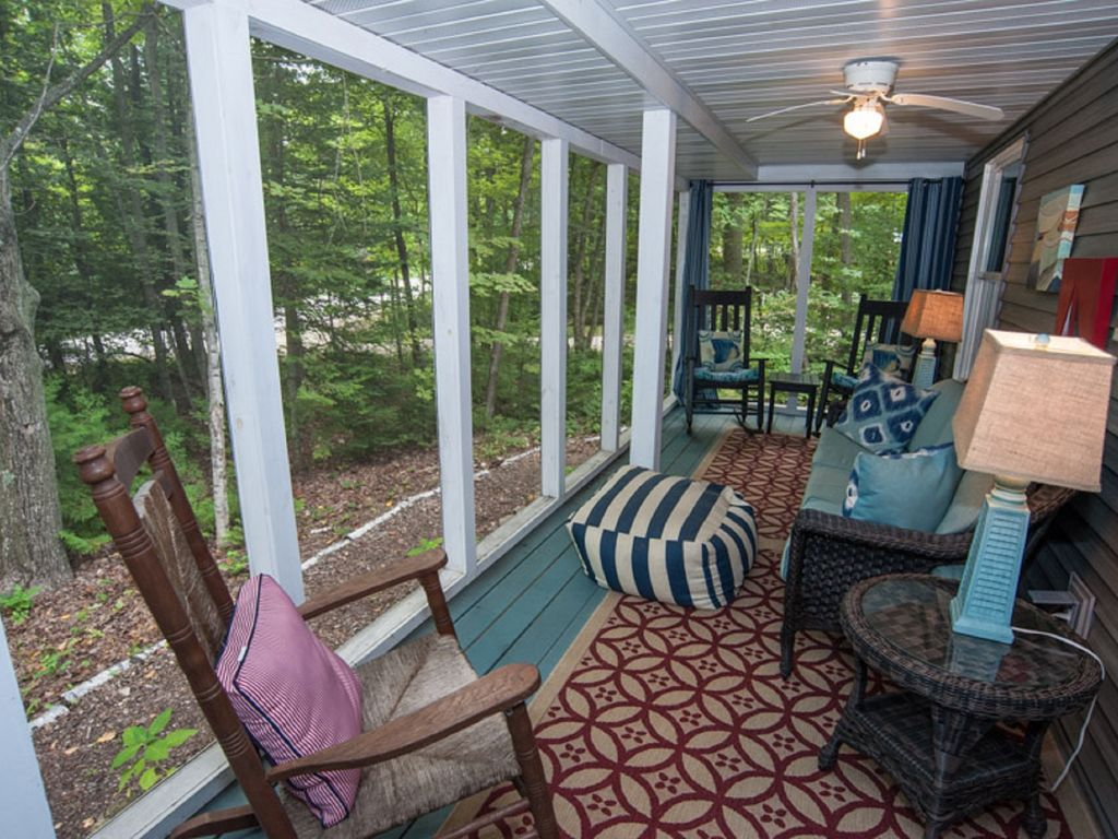 Quintessential Door County cottage just steps from the water ...