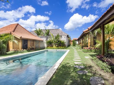 Photo for ORORA B4-NEW SPOT in the heart of CANGGU; 2 bedroom 400 m from the beach.
