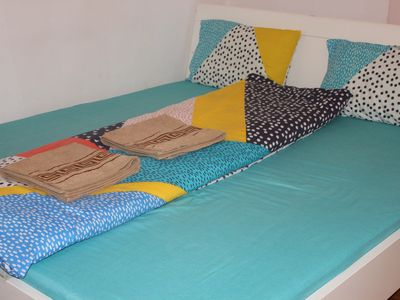 Photo for 2BR Apartment Vacation Rental in Leopoldstadt, Wien