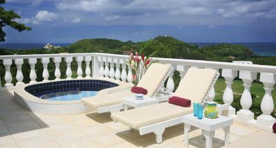 Photo for 4BR Villa Vacation Rental in St. Lucia
