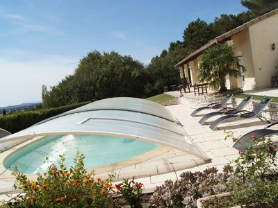"""Photo for Suite """"Olives and Rosemary"""" with swimming pool."""