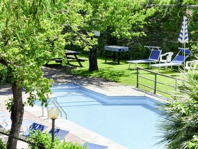Photo for Lecchiore Apartment, Sleeps 3 with Pool and Free WiFi