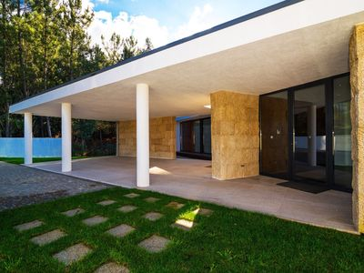 Photo for Casa da Luz - Luxury property in Geres - Swimming pool - Tennis Court