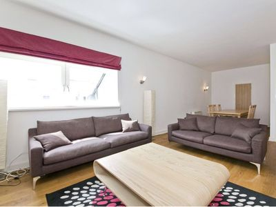 Photo for Amazing modern spacious very quiet flat just off of Upper Street
