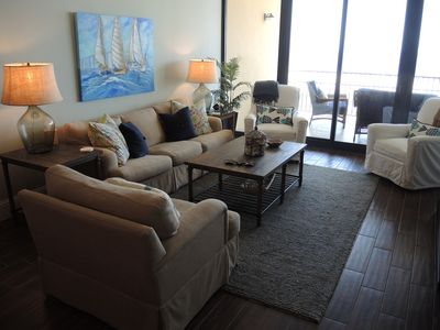 Photo for Beautiful Luxury Beachfront Holiday Isle Condo