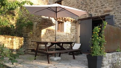 "Photo for Self catering ""La Frigoule"" Crestet"