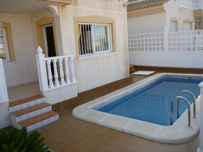 Photo for 3 Bedroom villa with private pool.  - NOW PROMO PRICE!
