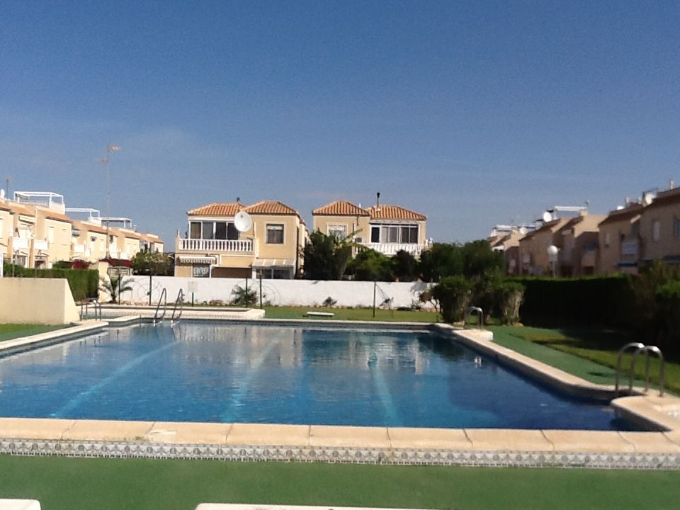 Spain Torrevieja House People Quiet With