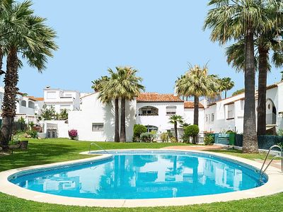 Photo for Vacation home Villas de Madrid in Estepona - 6 persons, 3 bedrooms
