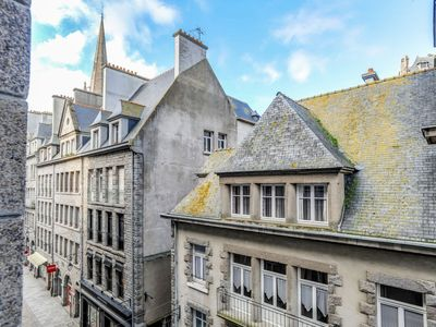 Photo for Apartment La corne de Cerf in Saint Malo - 4 persons, 2 bedrooms