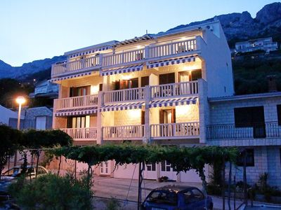 Photo for Apartments Alexadrina, (1593), Pisak, Omis riviera, Croatia