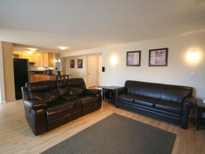 Photo for 1BR Guest House/pension Vacation Rental in Calgary, Alberta