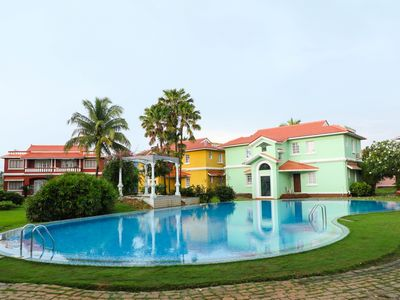 Photo for Apartment By The Beach Goa