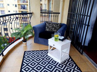 Photo for BEST LOCATED APARTMENT IN NAIROBI (VALLEY ARCADE) A