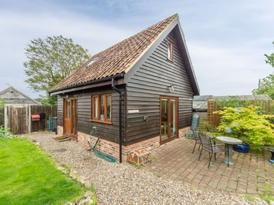 Photo for A delightful retreat located in the heart of the North Norfolk countryside.