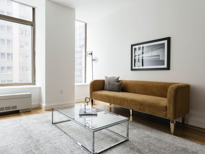 Photo for Desirable 1BR in FiDi by Sonder
