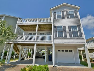 Photo for Luxury Rental W/Private Pool Steps from the Beach