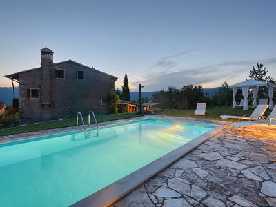 Photo for Exclusive Escape - Old Stone House ,Private Pool ,Pet Friendly