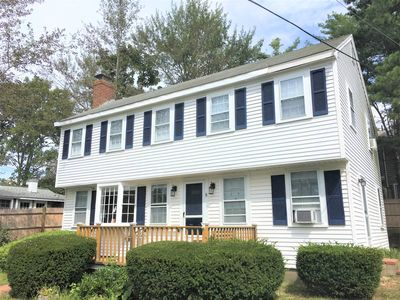 Photo for Walk to Grey Neck Road Beach, 4 BR, 2 Bath, 4 A/Cs - HA0287