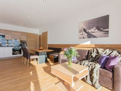 Photo for Apartment Unterkeilgut in Zell am See - 4 persons, 1 bedrooms