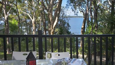 Photo for Absolute Lakefront Retreat minutes from Noosa