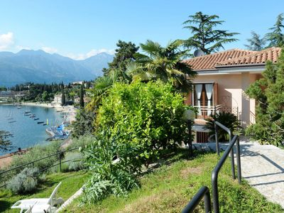 Photo for Apartment Casa Belvedere (MAL161) in Malcesine - 5 persons, 2 bedrooms