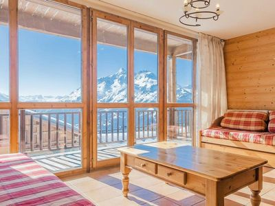 Photo for The Balconies of La Rosiere **** - 3 Rooms 4/6 People